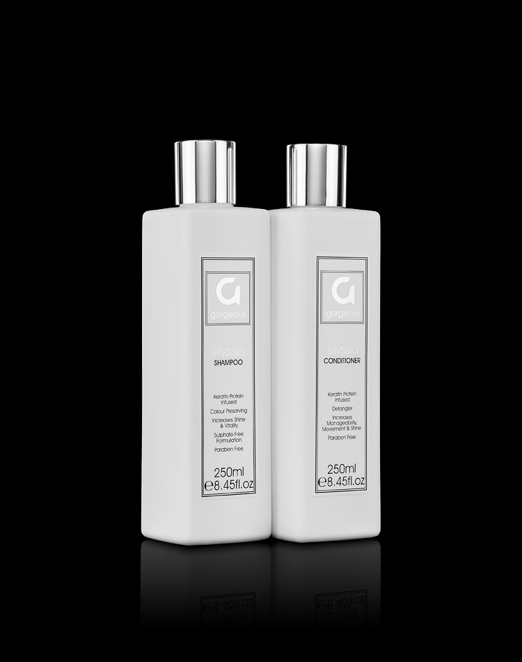 ELYSSIA SHAMPOO AND CONDITIONER